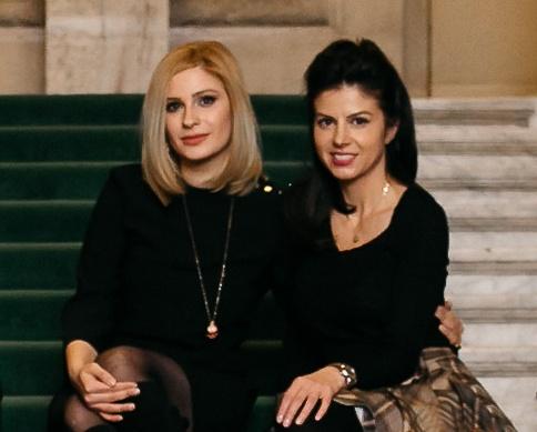 Melika Monjazi & Liliana Storelu