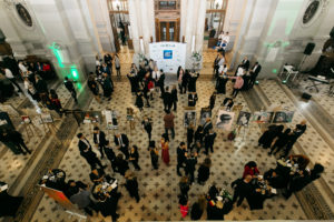 ARTFIRST exhibition at CEC PALACE