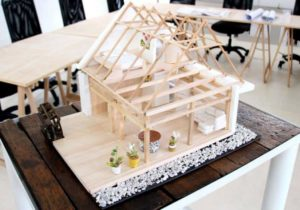Remodelare construcție vernaculară