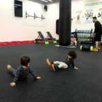 Kids at Fitclub Factory