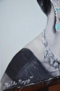 Her Imperial Majesty EmpressFarah Pahlavi Shahbanouof IRAN